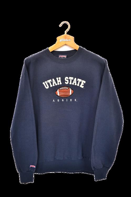Utah State Aggies University Football Sweathirt XL