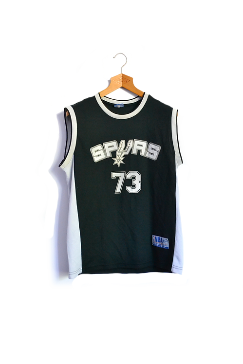 NBA Spurs San Antonio Basketball Jersey L