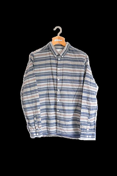 Inuit Print Shirt XL