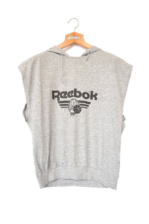 00's Reebok Basketball Spellout Top S