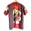 Thumbnail: Samurai Walking on Bare Feet Graphic Shirt S