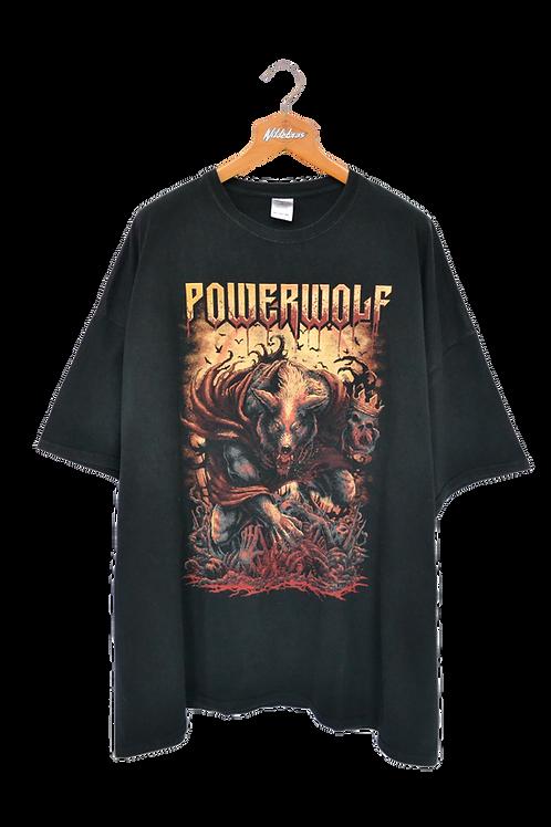 Powerwolf Werewolves Band Tee 5XL