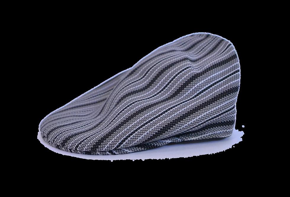 Kangol Millitary Flat Cap Striped L