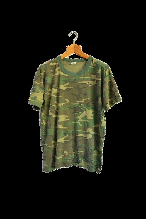 USA Army Camouflage Tee XL