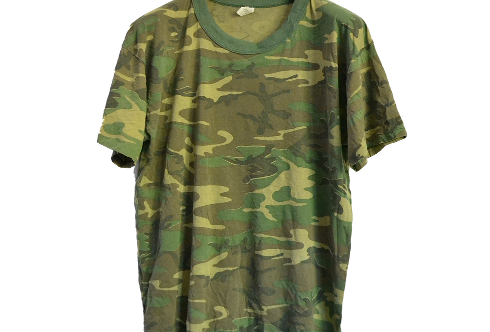 USA Army Camouflage Tee XL