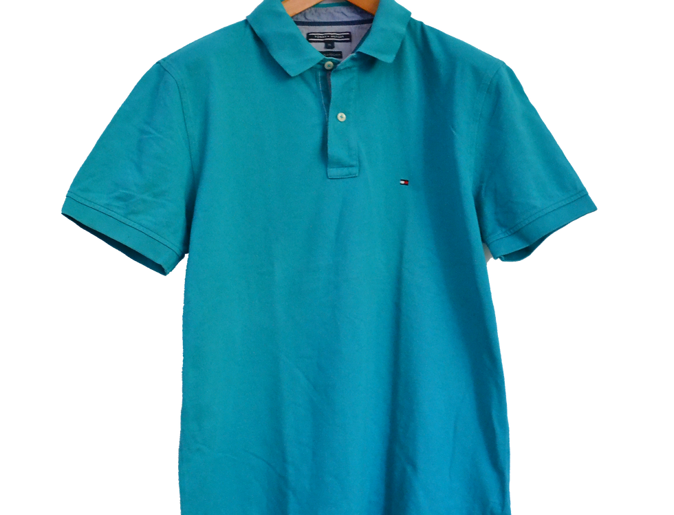 Tommy Hilfiger 40's Two Ply Cotton Polo XL
