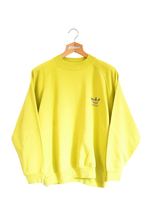 Adidas Originals 90s Lemon Sweatshirt M
