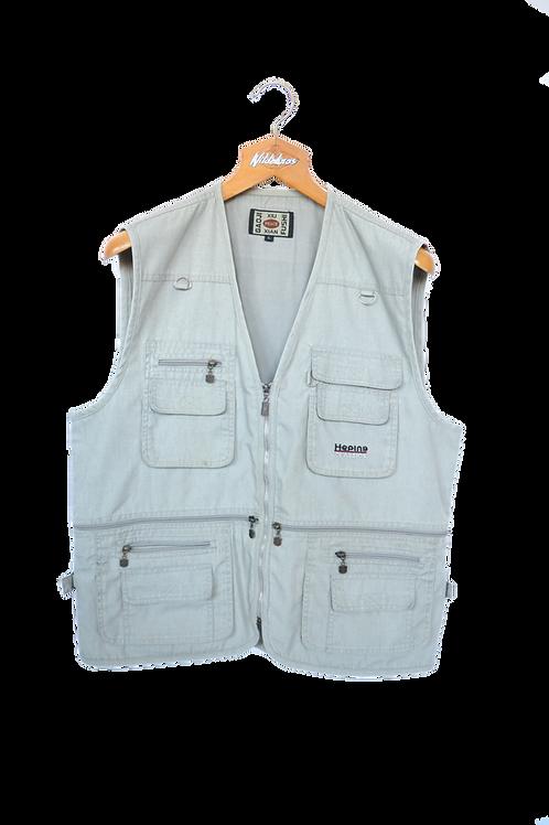Utility Jacket Stone grey L