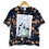 Thumbnail: Looney Tunes Outta Control Beam-bleached Tee L