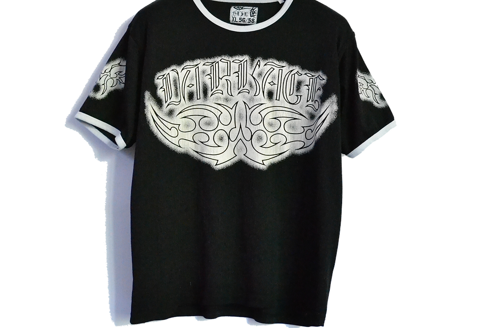 Y2K Tribal Dark Age Tee XL