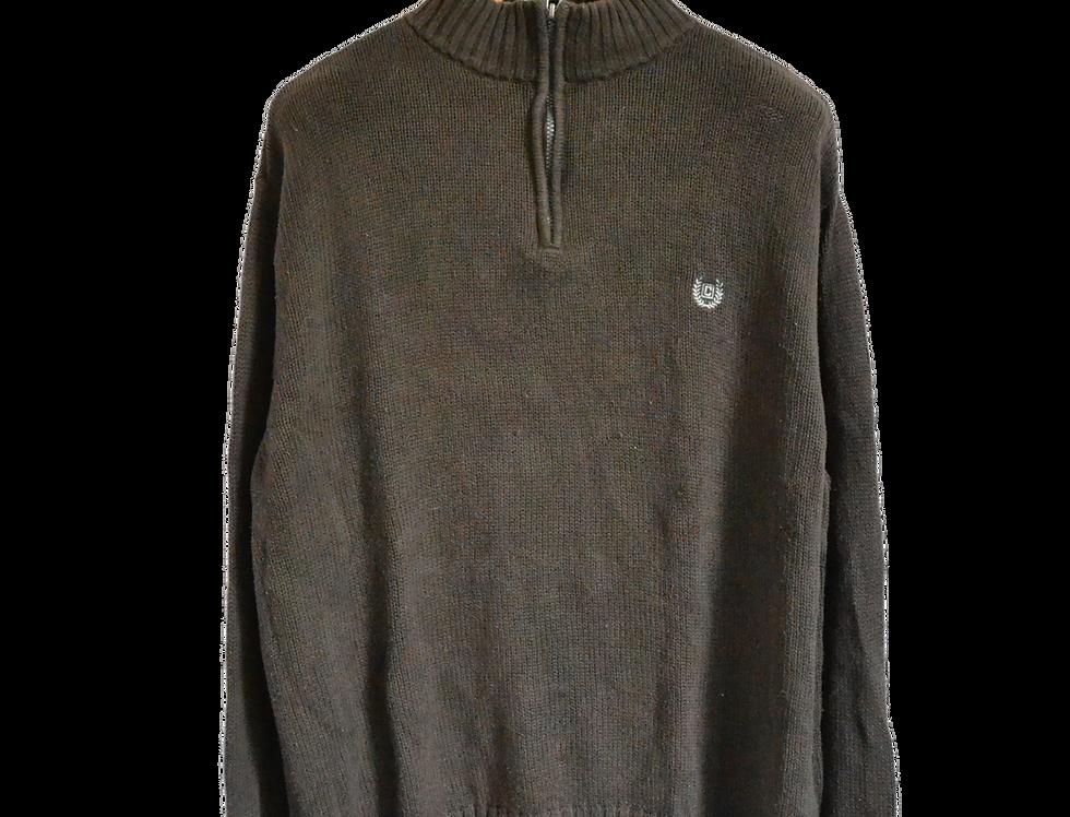 Ralph Lauren Chaps Knitted Sweatshirt Brown XXL