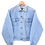 Thumbnail: Late 80's Denim Jacket M
