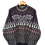 Thumbnail: Brown Knitted 80s Crewneck L