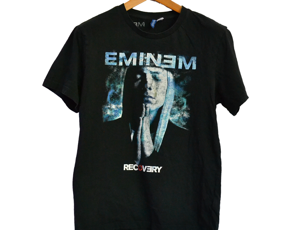 Eminem Recovery Band Tee S