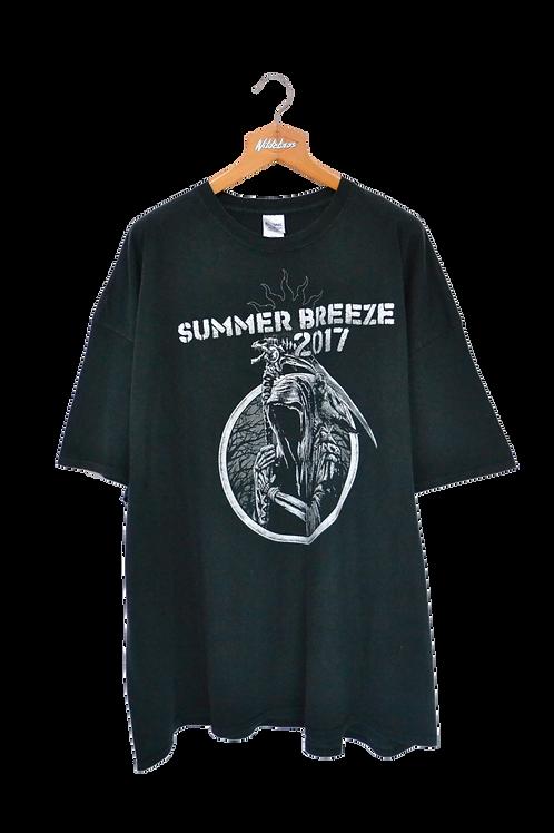 Summer Breeze Festival 2017 Reaper Tee 5XL