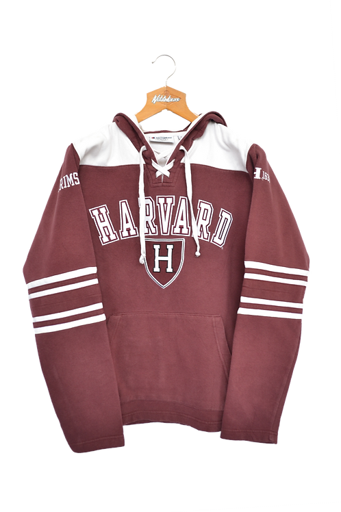 Champion Harvard University Hoodie M