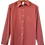 Thumbnail: 80s Point Collar Shirt Bordeaux M