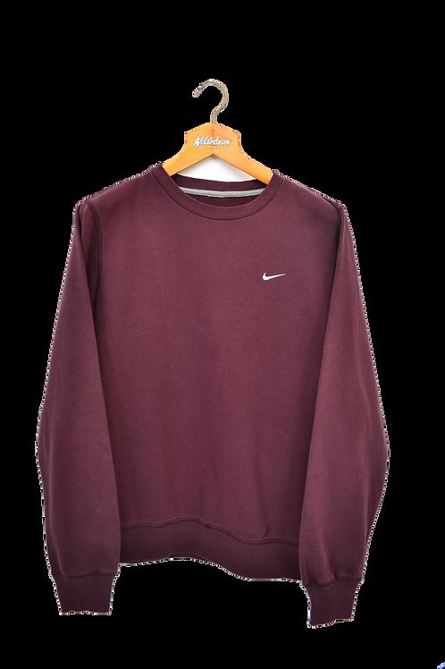 Nike Sweatshirt Bordeaux M