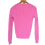 Thumbnail: Ralph Lauren Cable Knitted Sweatshirt Bubble Gum S