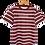 Thumbnail: Guess Originals Bordeaux Spellout Tee M *Deadstock*