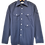 Thumbnail: 80s Point Collar Shirt Navy M