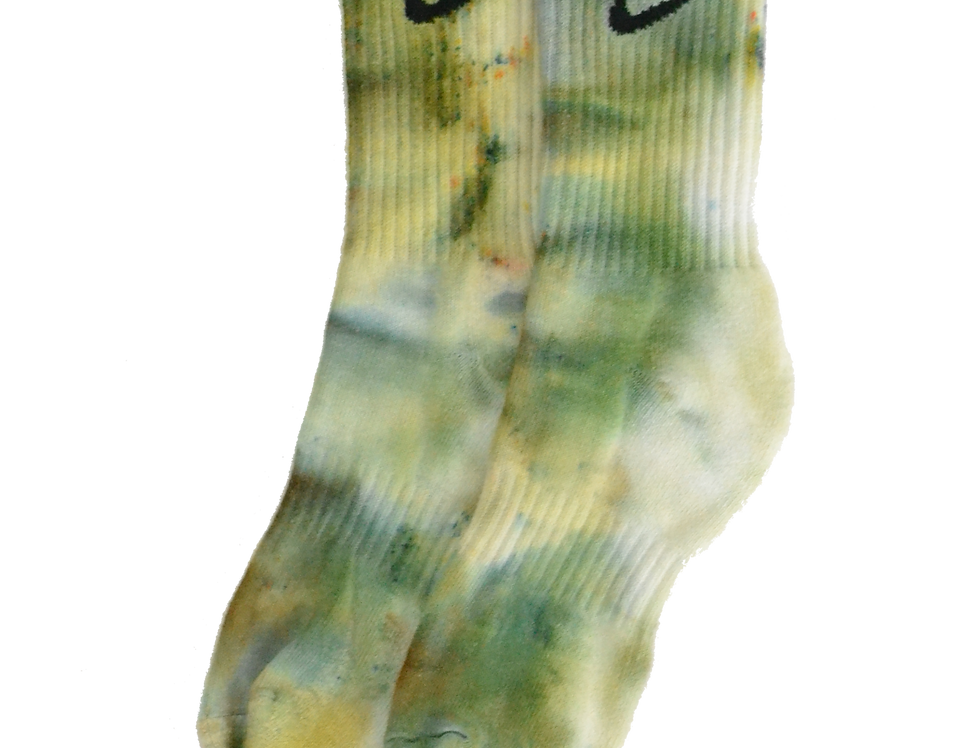 Nike Socks - Van Gogh dye 38-42