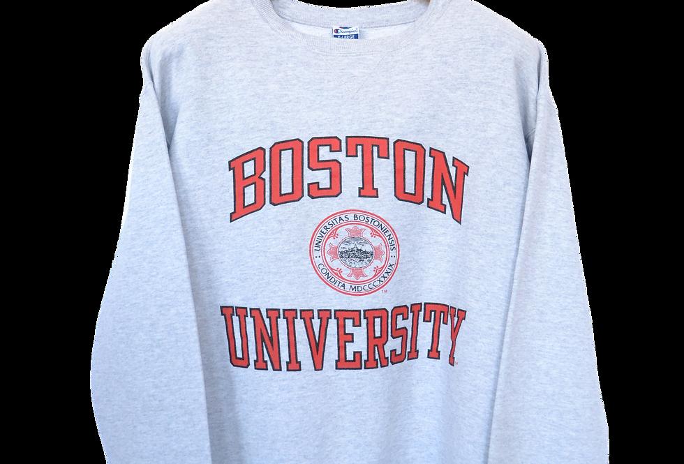 Champion 1996 Boston University Sweatshirt XL