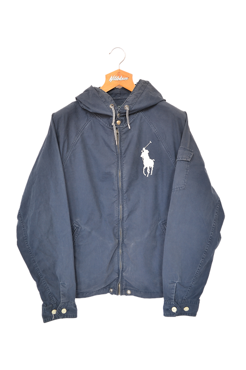 Polo by Ralph Lauren Hooded Cotton Jacket L