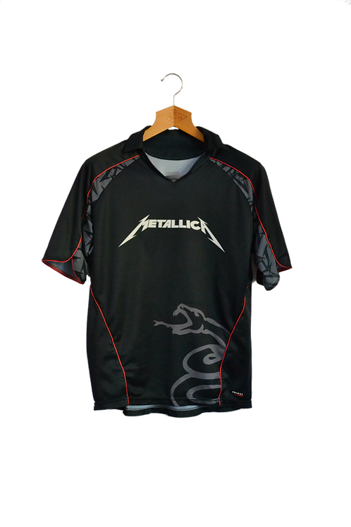 Metallica Black Album Sport Polo M