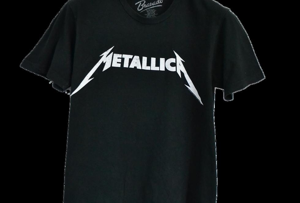Metallica Logo Tee