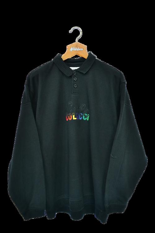 Carlo Colucci Pride 1/4 Sweatshirt XL