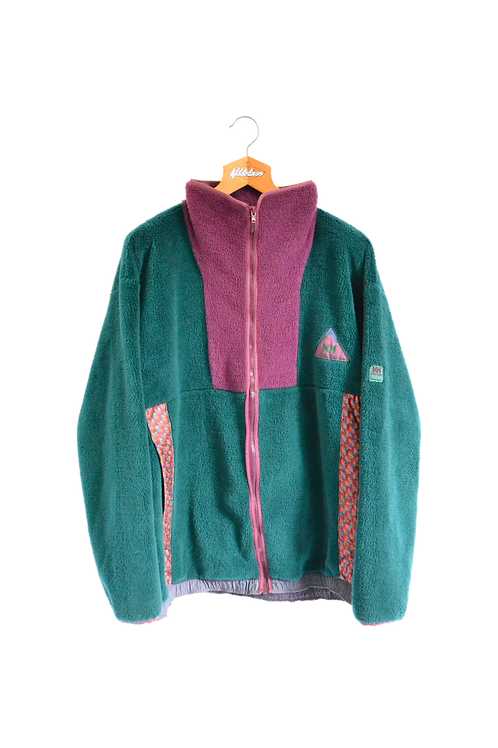 Helly Hansen Teddy Fleece Green XXL