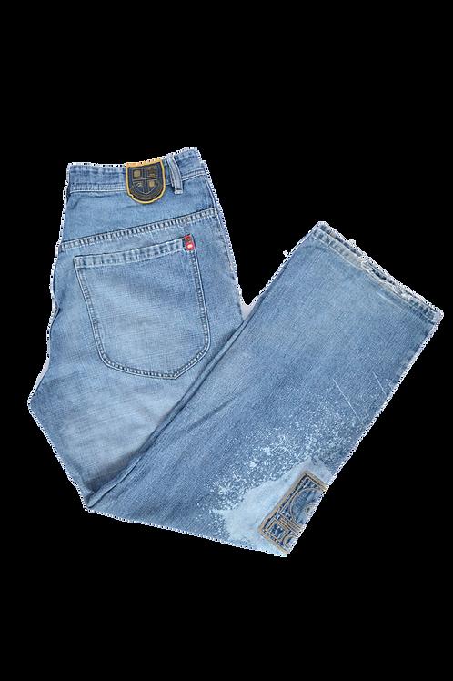 Ecko 90's Hip-hop style baggy Jeans 34