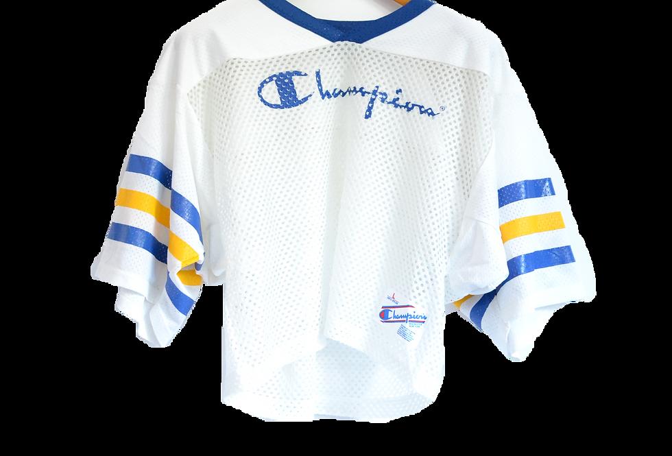Champion 90s Logo Tee Crop fit L