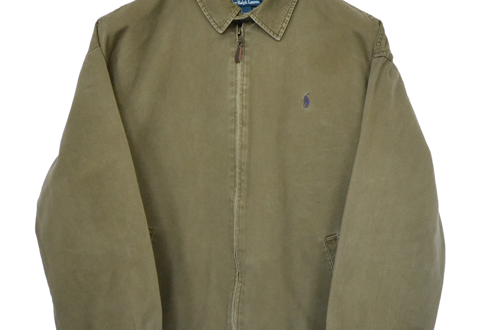 Ralph Lauren Harrington Jacket Olive L