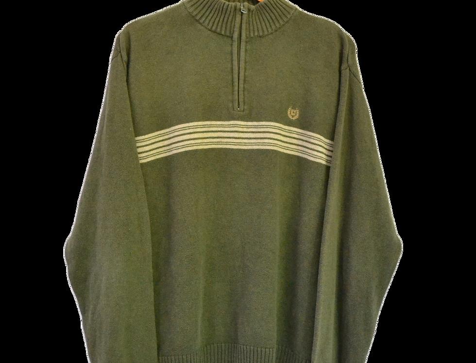 Vintage Chaps Sweatshirt Green