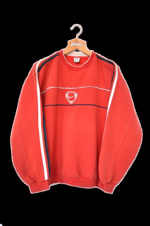 90s Nike Soccer Crewneck XL
