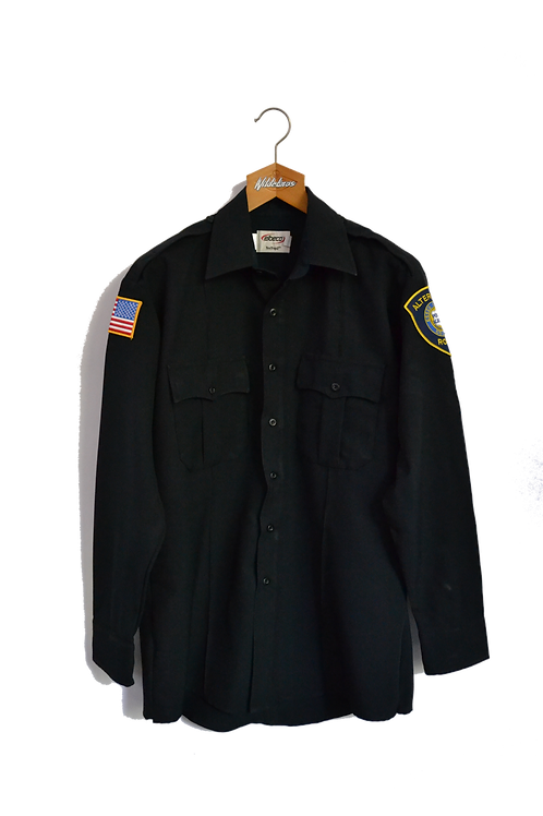 Essex County College Police Academy Official Uniform Shirt XL