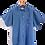 Thumbnail: Armani Jeans Short Sleeve Denim Shirt XL