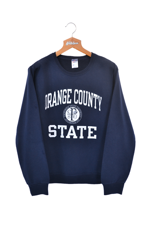 California State University Sweatshirt L