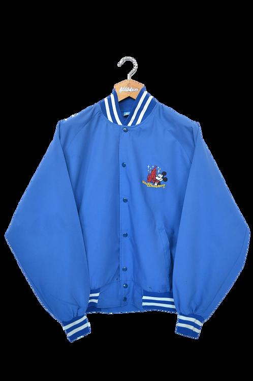 80's Walt Disney World Varsity Jacket XL