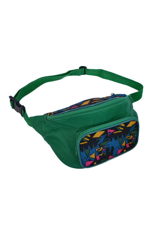 Multi Coloured Fanny Pack