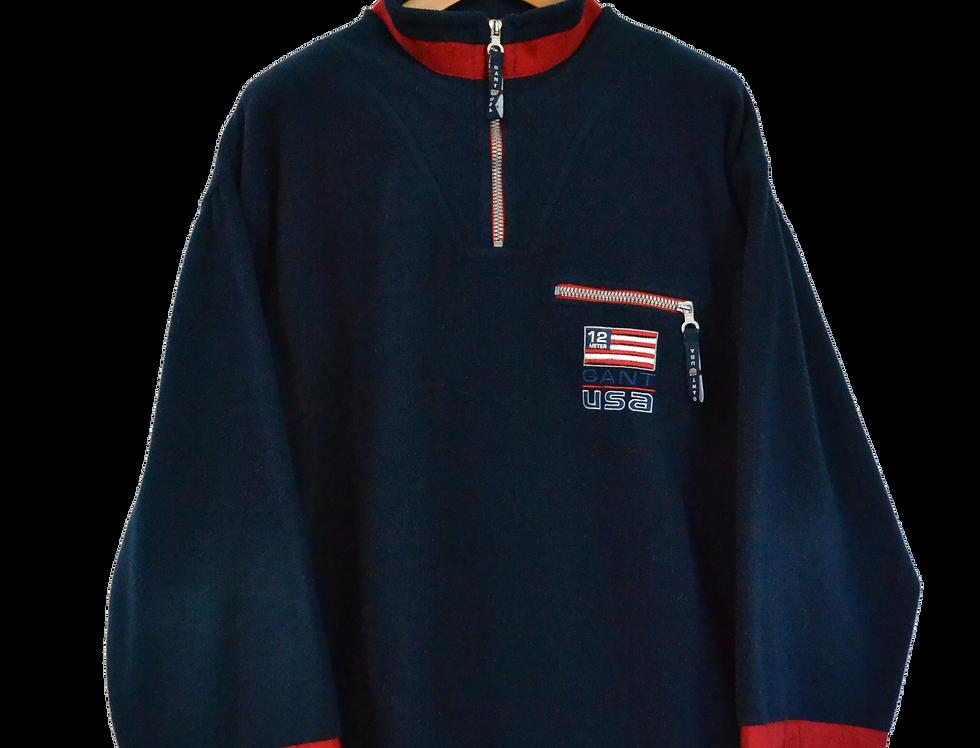 GANT USA Rugger Fleece Jacket XXL