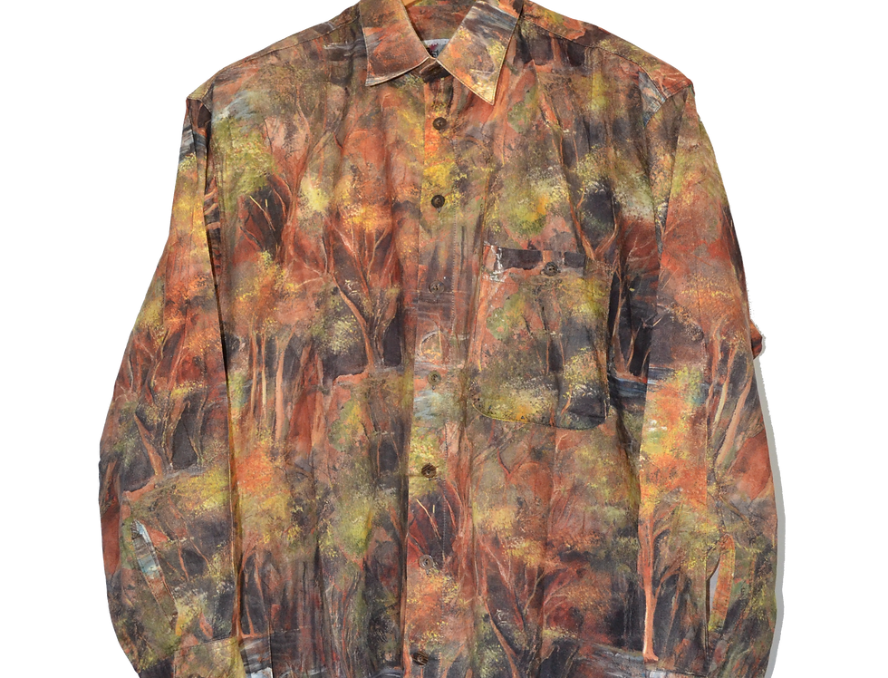Fall Painting Shirt L