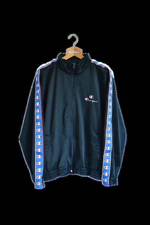 Champion 90s Logo Sleeves Jacket L