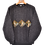 Thumbnail: Italian Made Golfer knitted Jumper M