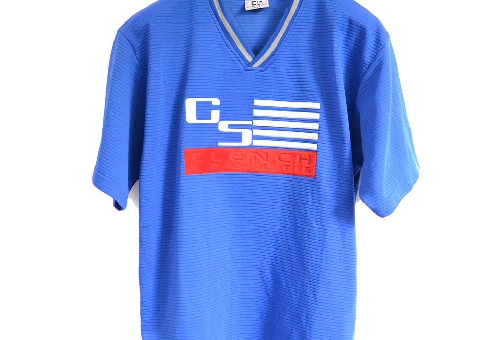 Clench Sports Logo Tee M