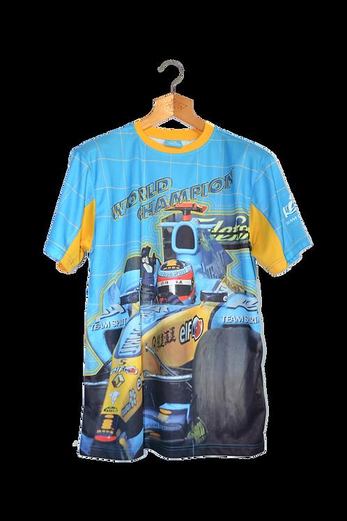 F1 Renault Worldchampion Fan Tee XL