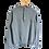 Thumbnail: Ralph Lauren Chaps Knitted Sweatshirt Grey L
