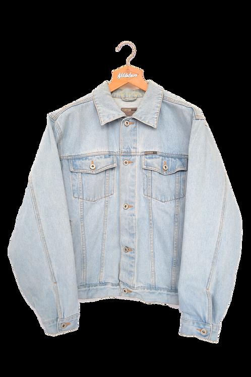 Late 80's Denim Jacket L